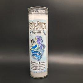 Capricorn 7-Day Zodiac Candle