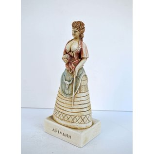Ariadne Statue - 6.5 Inches Tall - Made in Greece
