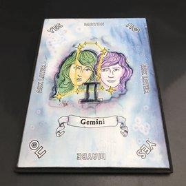 Gemini Zodiac Pendulum Board - Rectangle