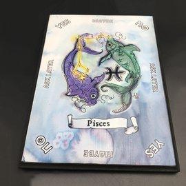 Pisces Zodiac Pendulum Board - Rectangle