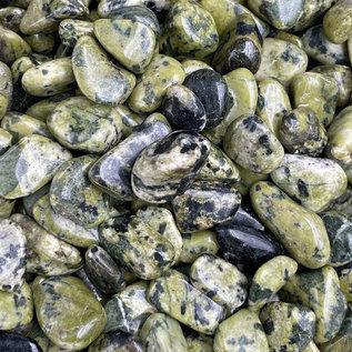 Stone Spinner Nephrite Jade