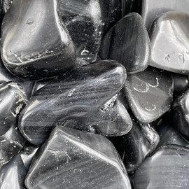 Stone Spinner Rainbow Obsidian