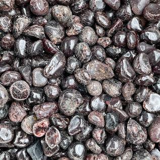 Stone Spinner Garnet