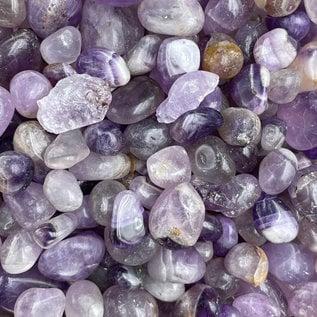 Stone Spinner Amethyst Tumbled