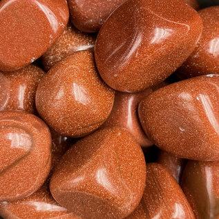 Stone Spinner Red Goldstone