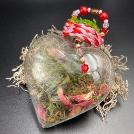 Love's Enchantment  Spell Ornament