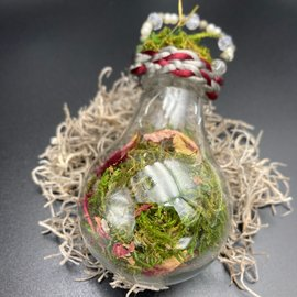 Light Your Home Spell Ornament