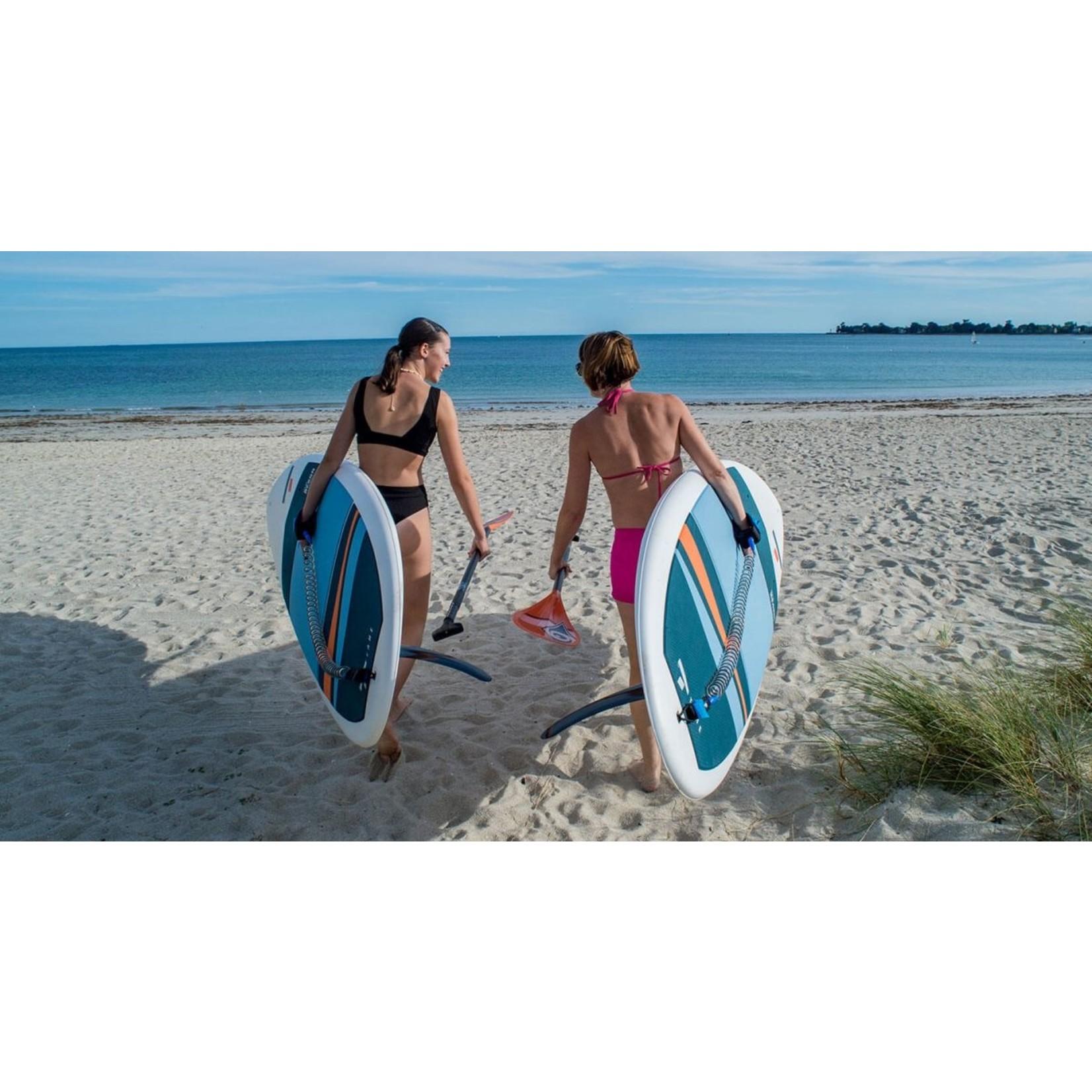 Tahe SUP 11'0 Beach Cross Paddle Board - Tough-Tec