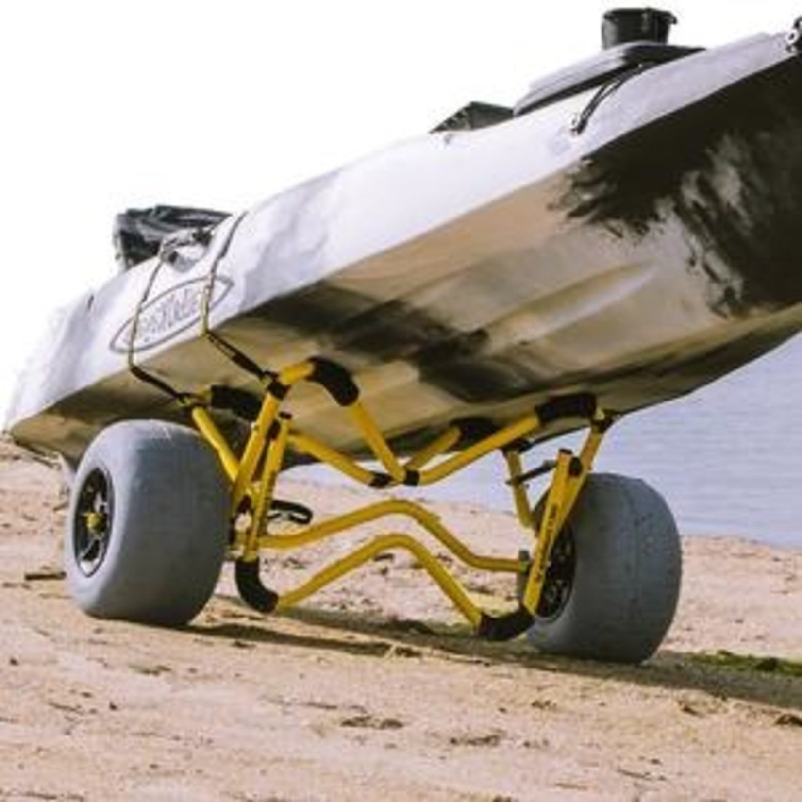 Suspenz, Inc. Suspenz HEAVY DUTY DEEP-V BEACH CART