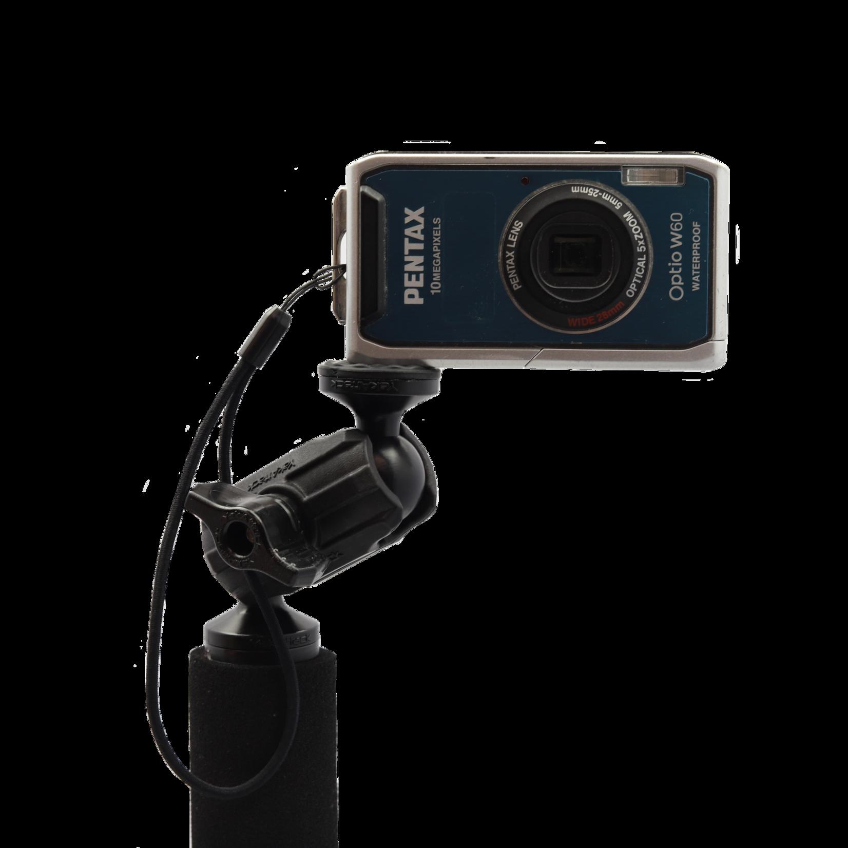 "Yakattack YakAttack PanFish Portrait Pro Camera Mount, Includes 1/4""-20 mount and GoPro"