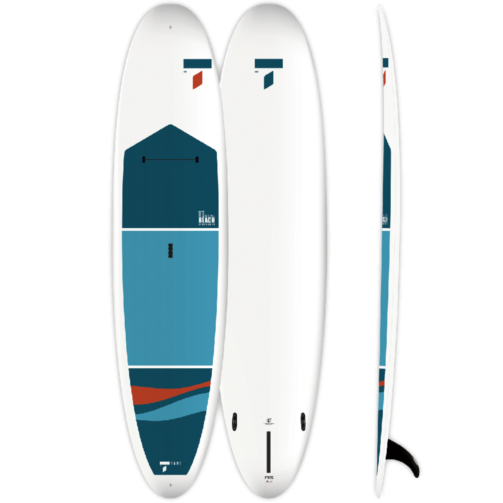 "Tahe  11'6"" Beach Performer"