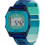 Freestyle Shark Classic Clip Ombre Fin Teal