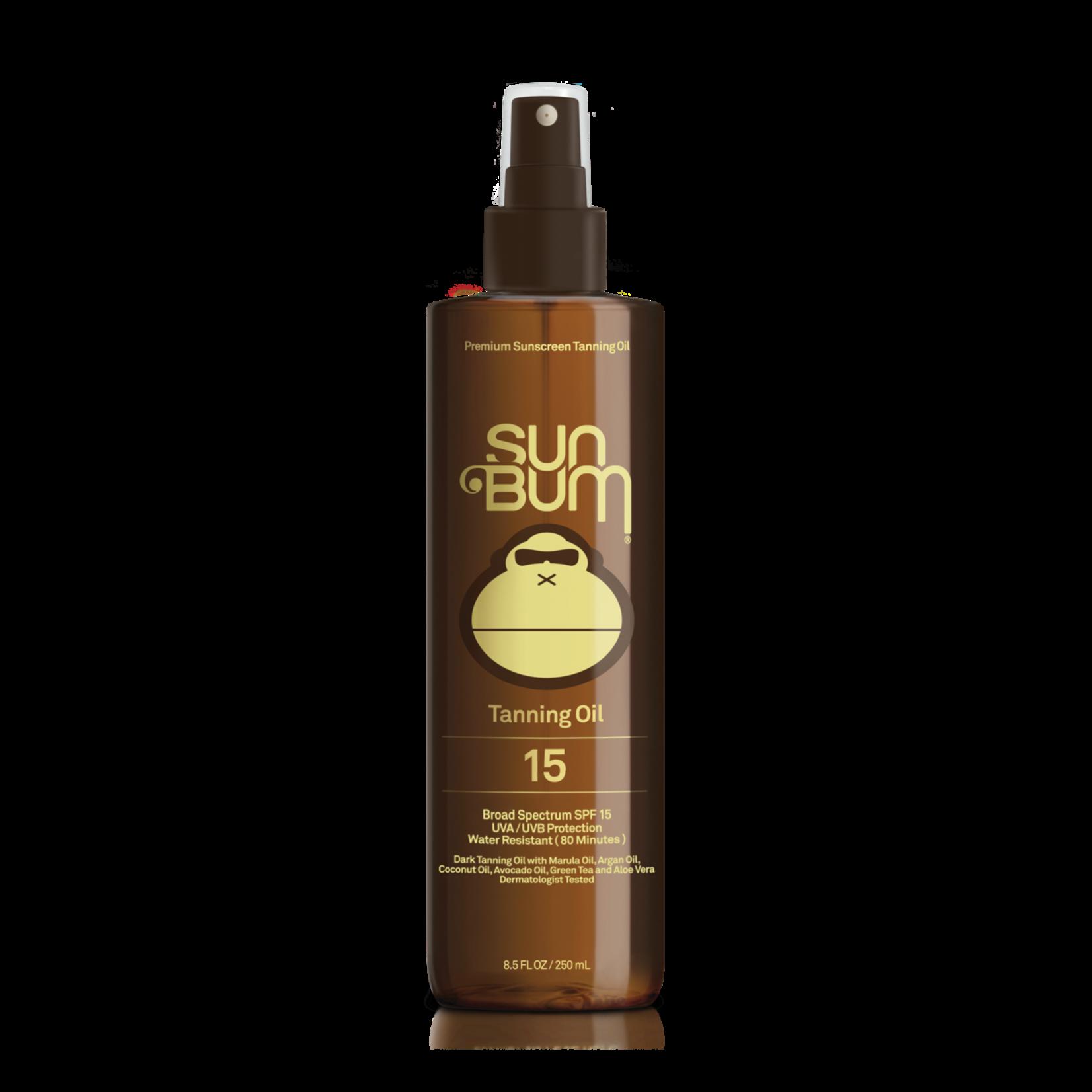 Sun Bum Sun Bum Spf 15 Tanning Oil 8.5 Oz