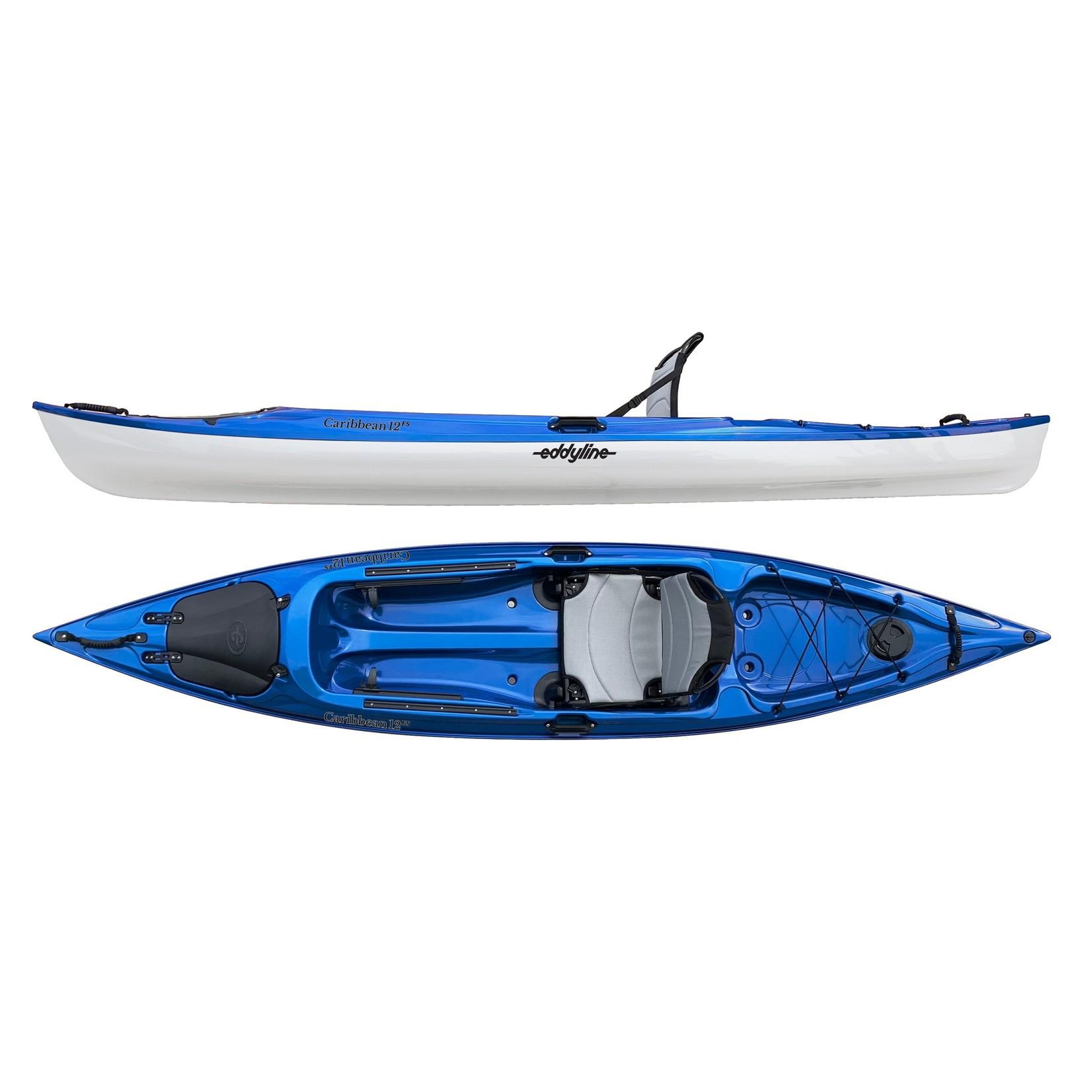 Eddyline Eddyline Kayak Caribbean 12FS