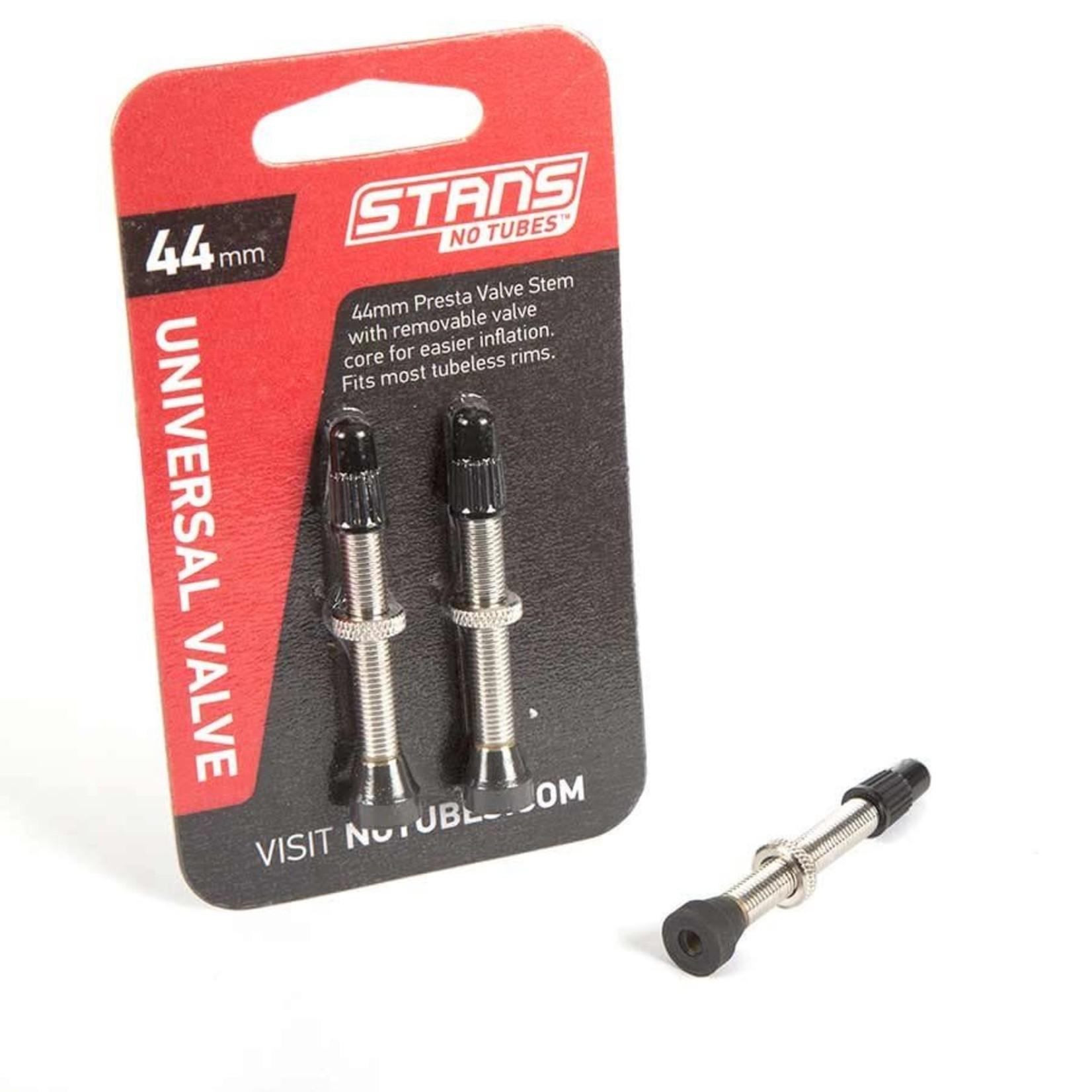 Stans No Tubes Stan's No Tubes, Presta Valves, 44mm