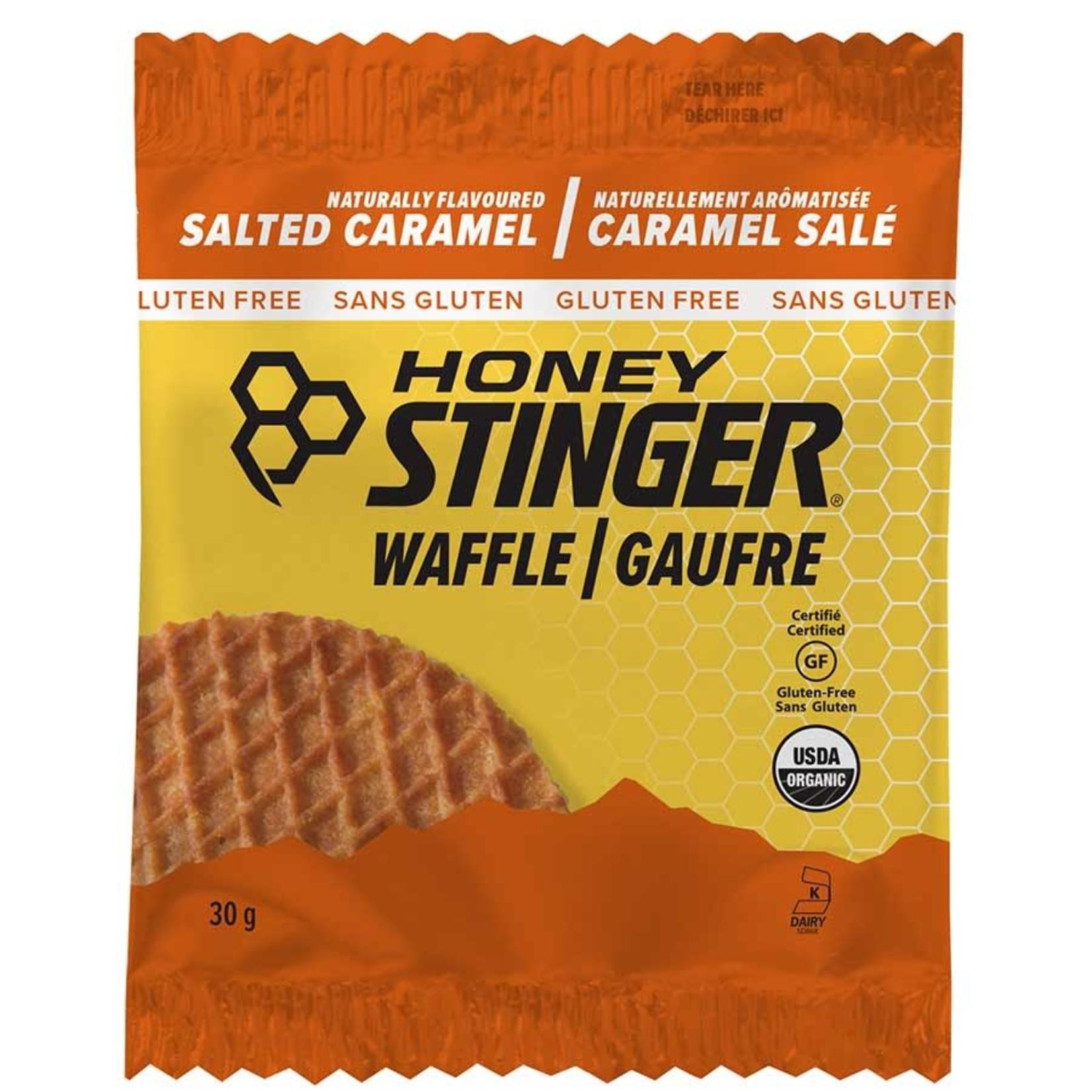 Honey Stinger Honey Stinger, Gluten Free Organic, Waffle, Salted Caramel