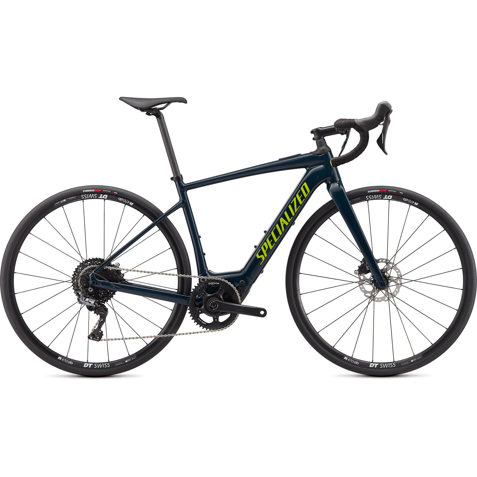 Specialized Creo SL E5 Comp Cast Blue - M E-bike
