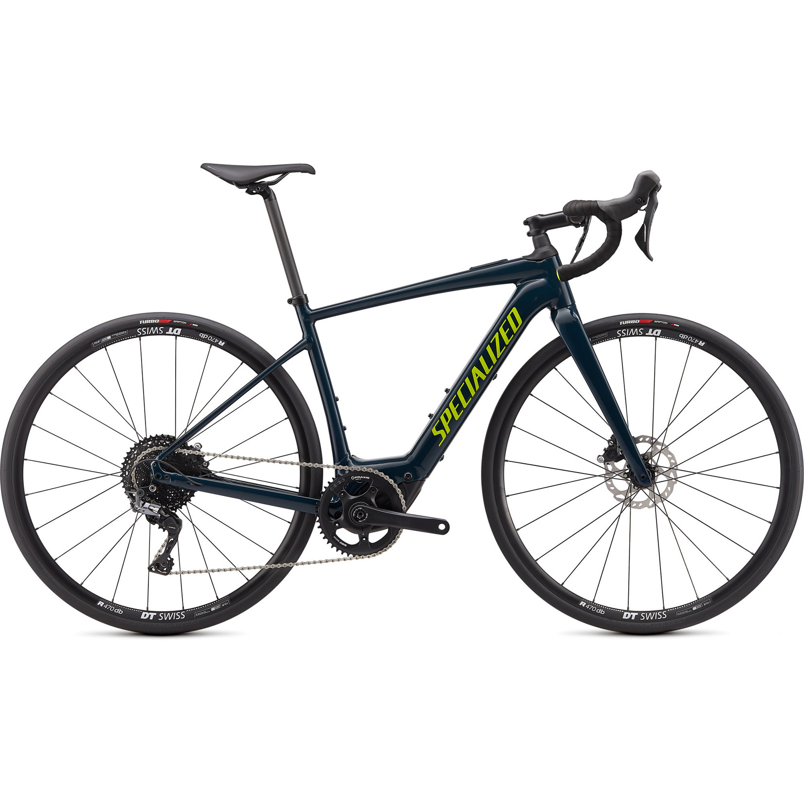 Specialized Creo SL E5 Comp Cast Blue - Medium E-bike