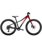Trek Roscoe 24, Rage Red to Dnister Black Fade