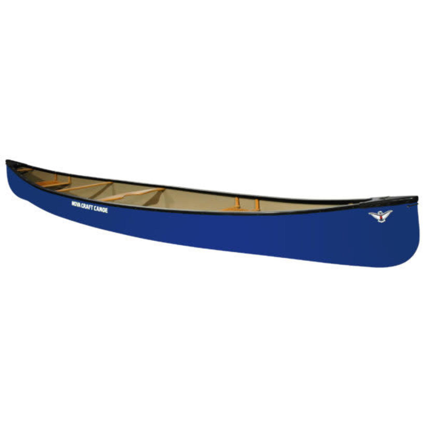 NovaCraft Prospector 16 - Fiberglass - Blue