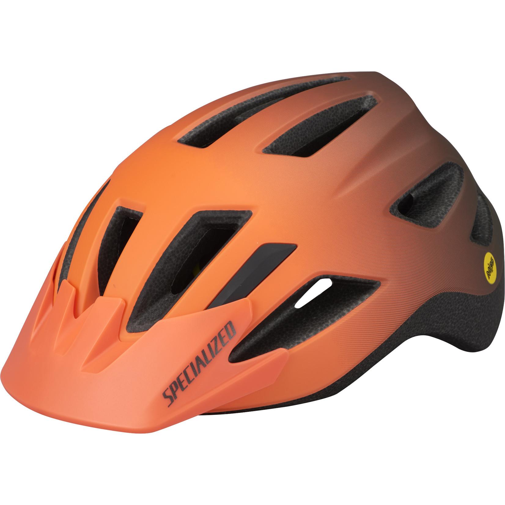 Specialized Specialized Shuffle SB Helmet, Blaze/Smoke Fade, Child