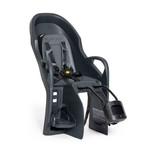 Burley Dash Frame Mount Child Seat - Black/Gray