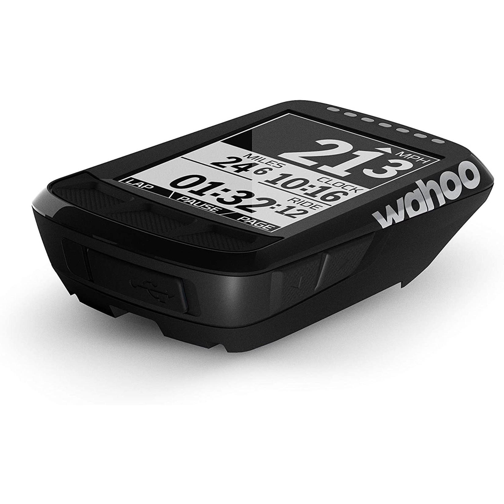 WAHOO ELEMNT BOLT 2020 GPS - STEALTH