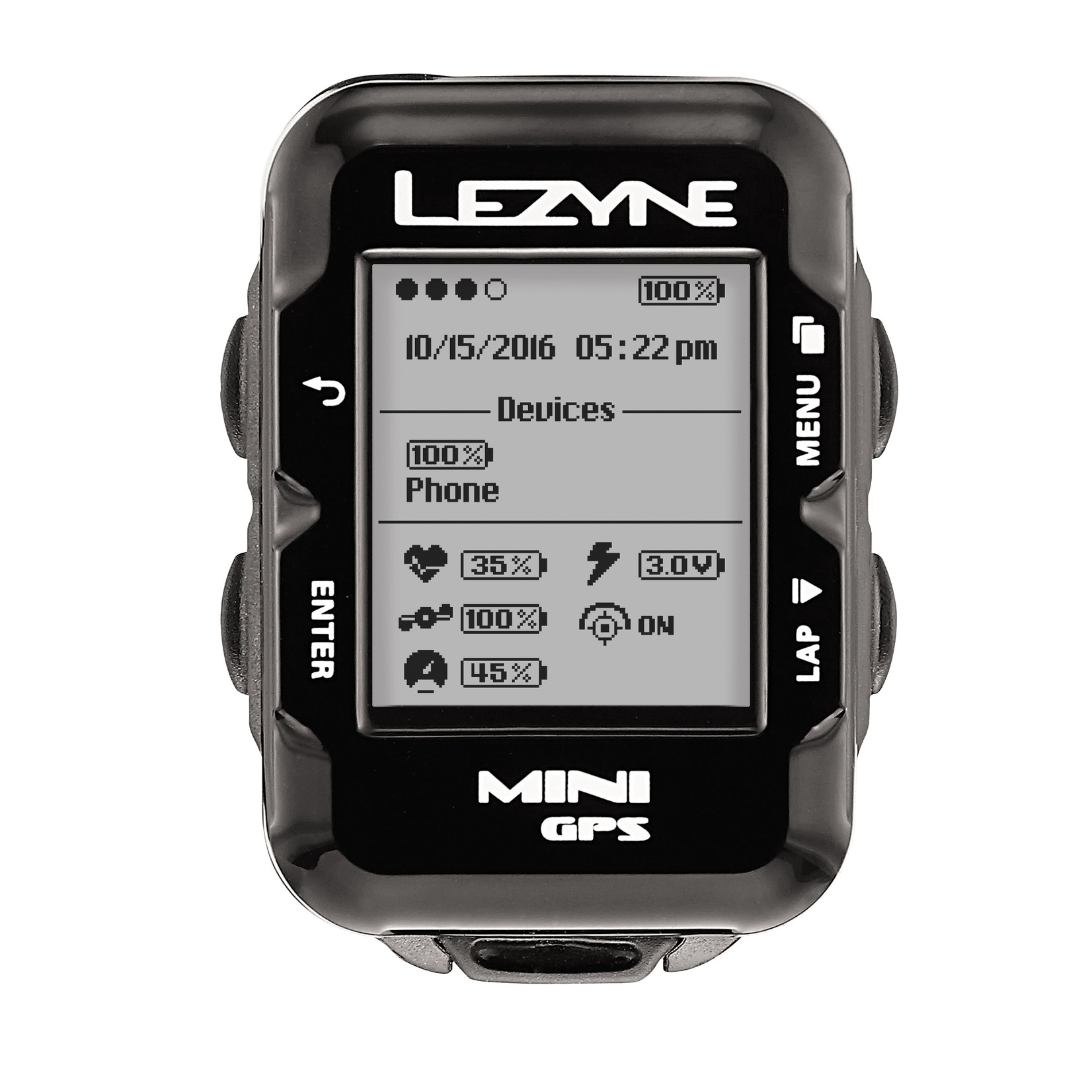 Lezyne Lezyne Mini GPS with HR