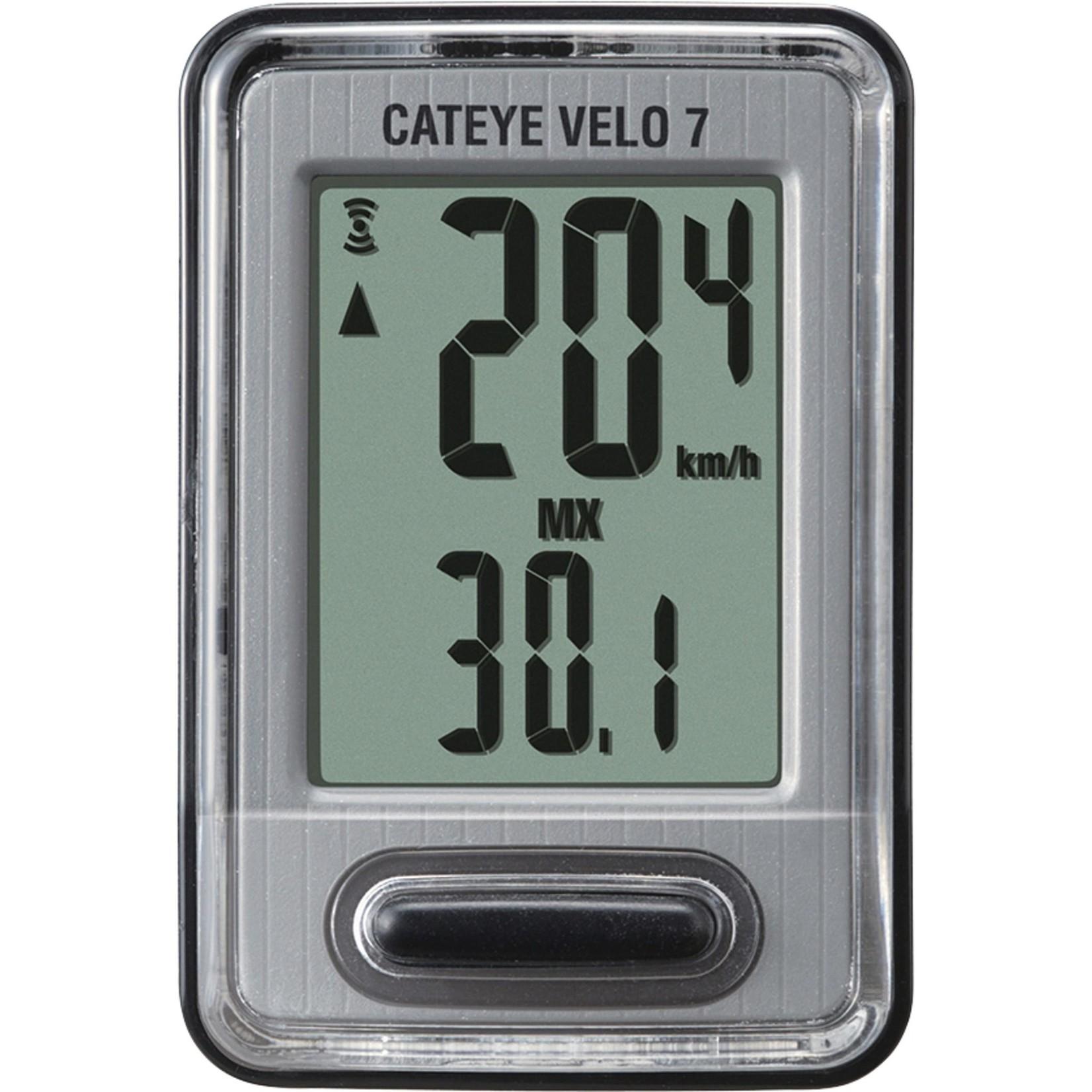 CatEye Velo 7 Cyclocomputer