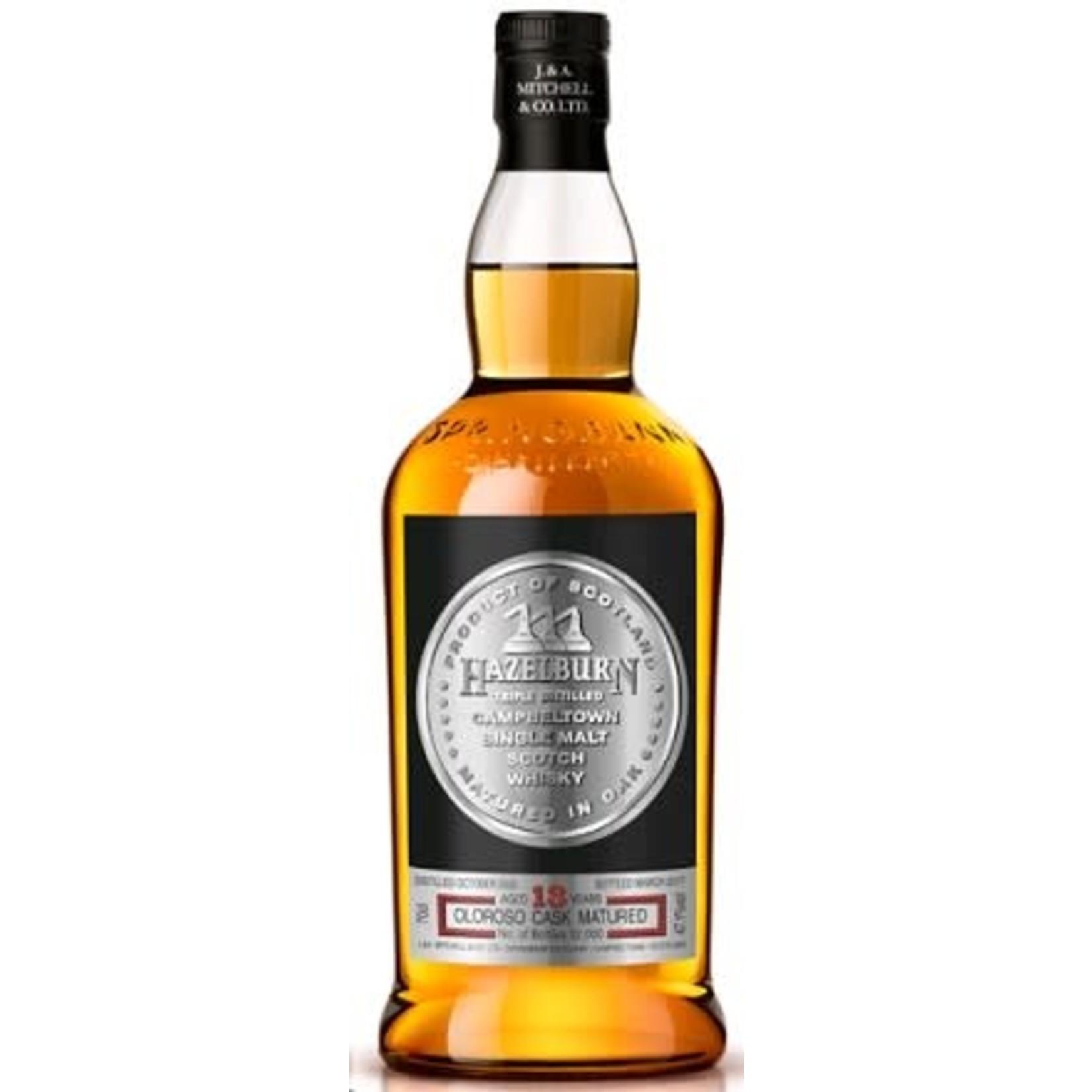 Spirits Springbank Hazelburn 13 Year Old Single Malt Scotch Whiskey Oloroso