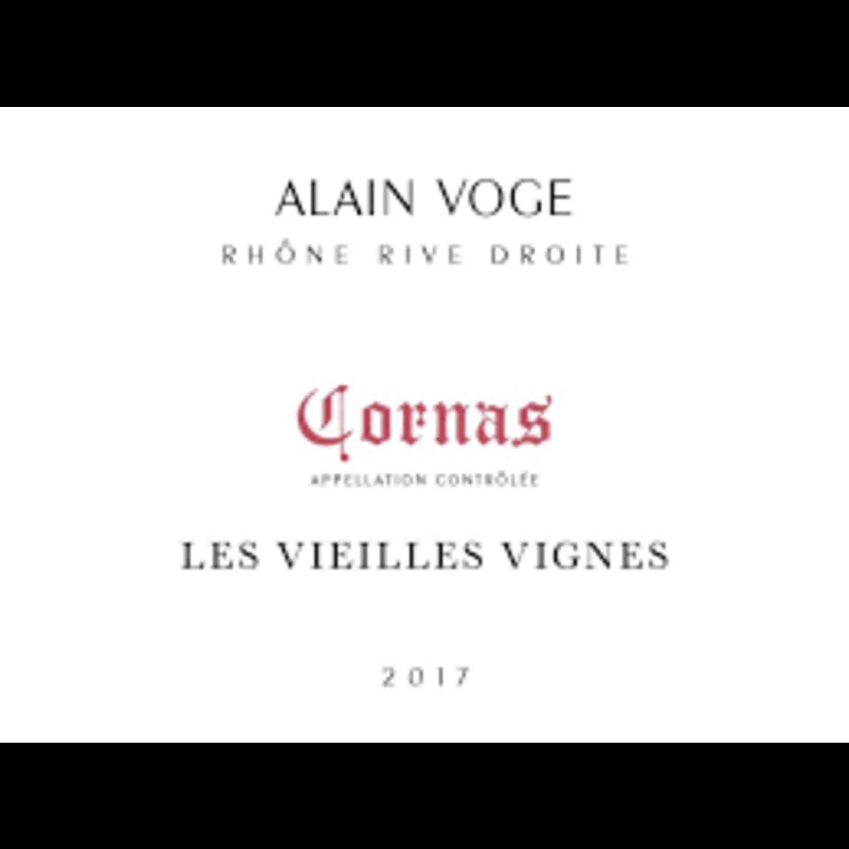 Wine Domaine Alain Voge Cornas Vieilles Vignes 2016