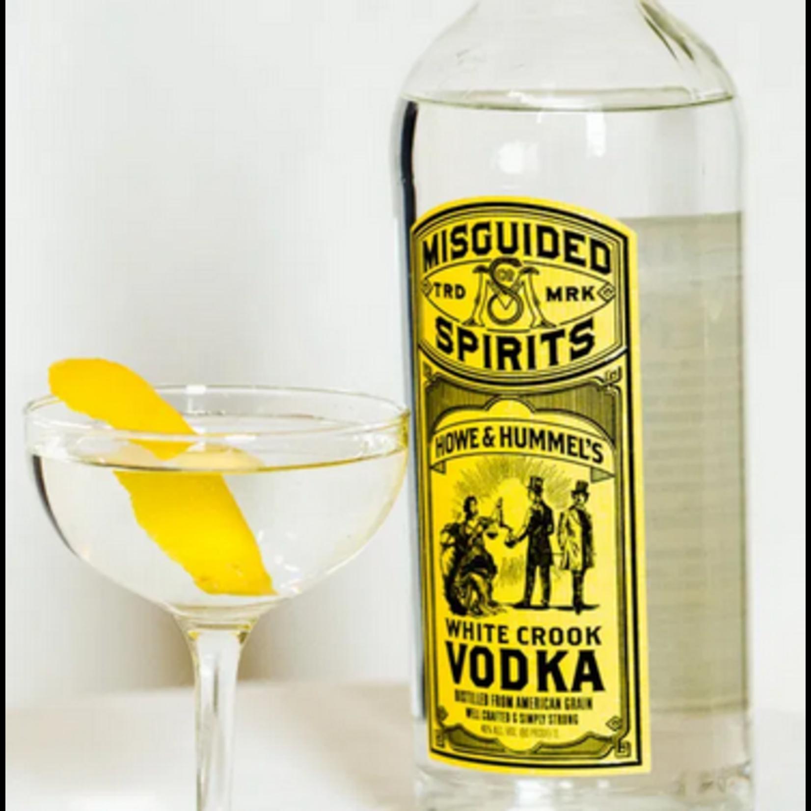 Spirits Misguided Spirits Howe and Hummel White Crook Vodka 1L
