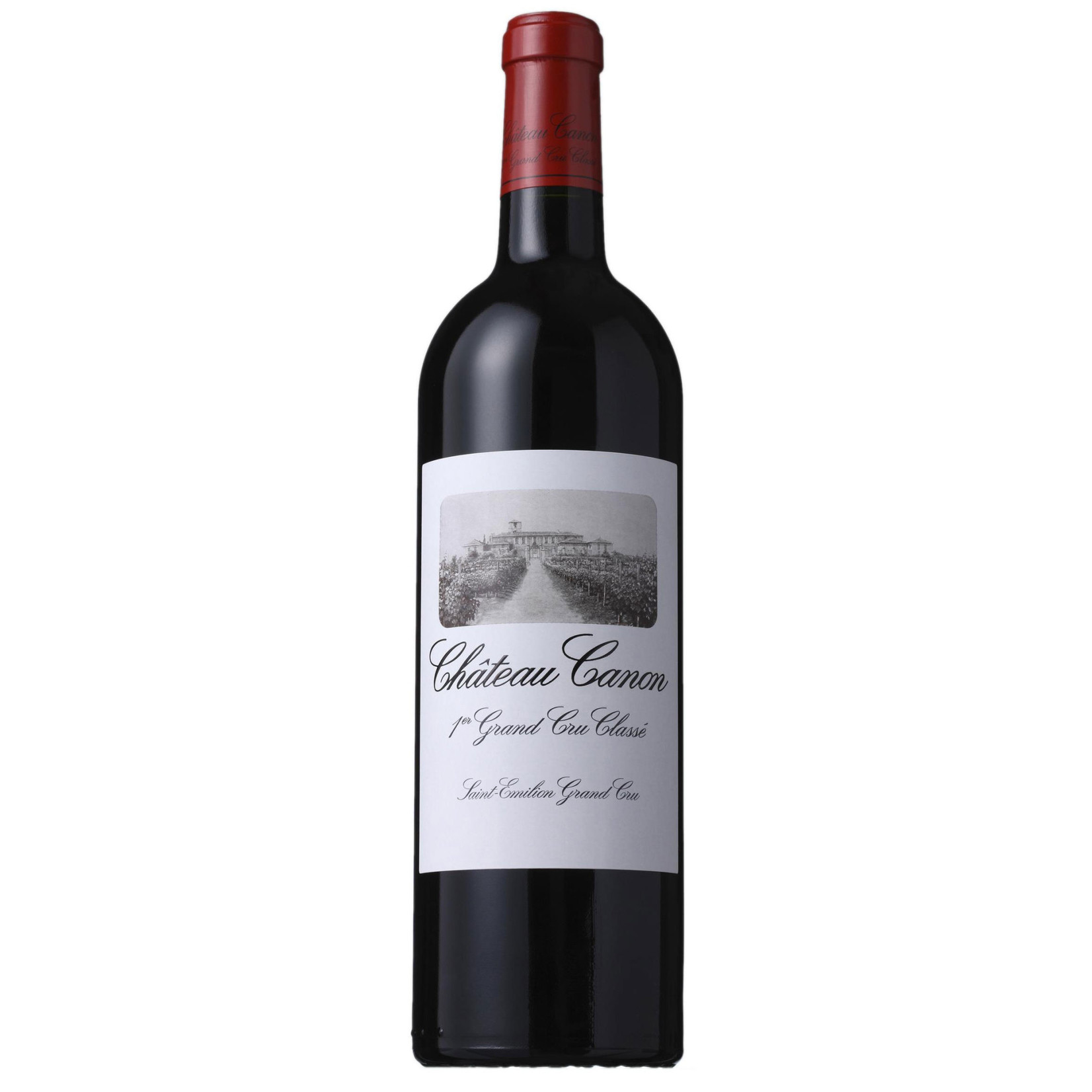 Wine Chateau Canon 2010