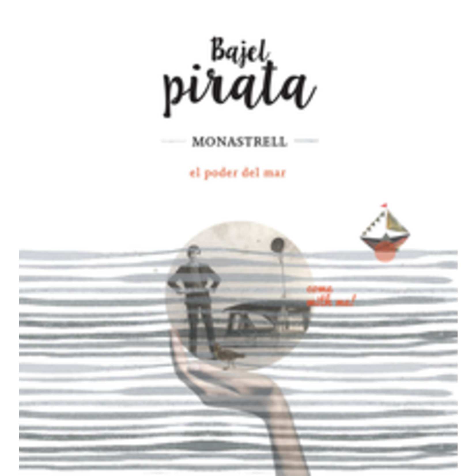 Wine Bajel Pirata Monastrell