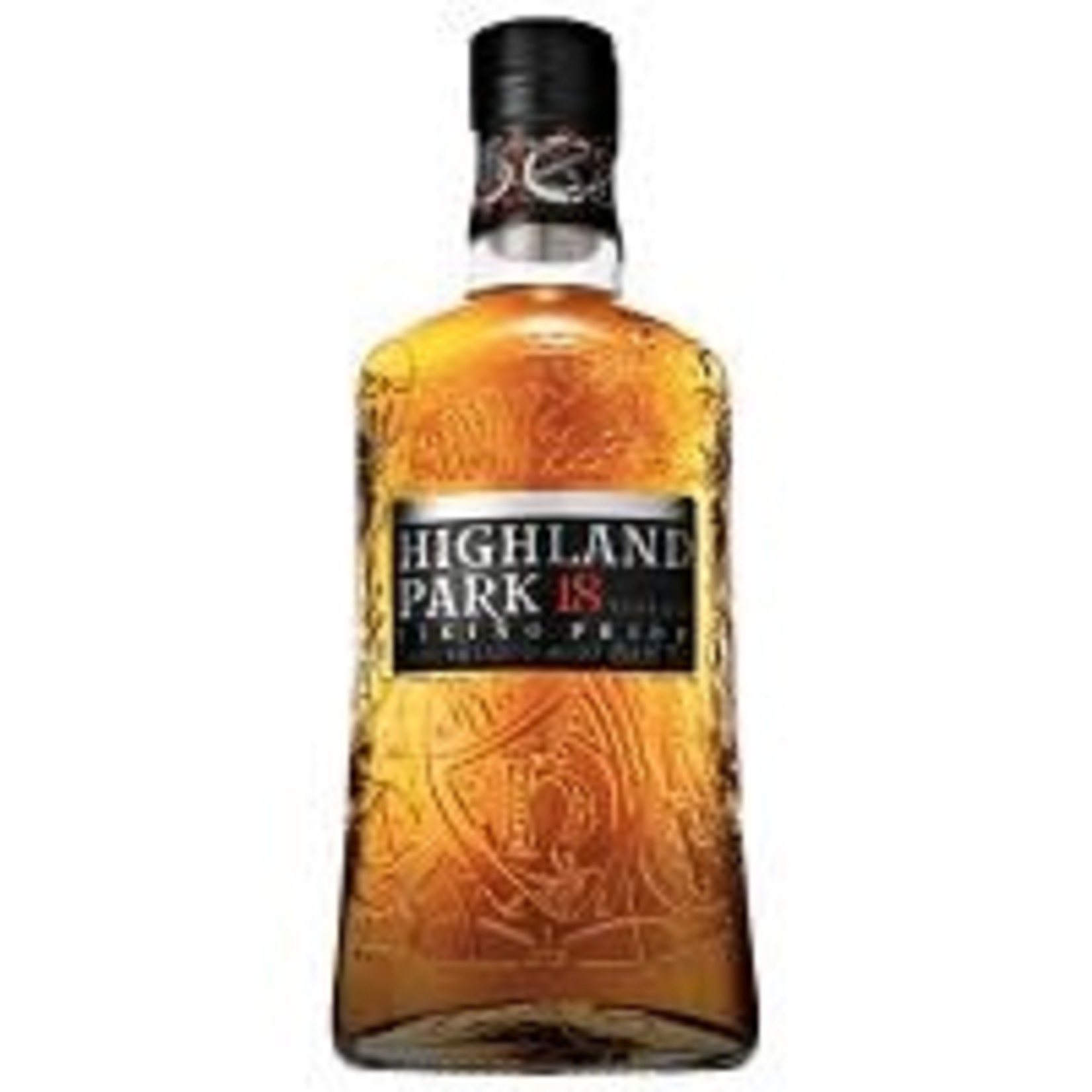 Spirits Highland Park 18 Year Viking Pride Orkney Island Scotch