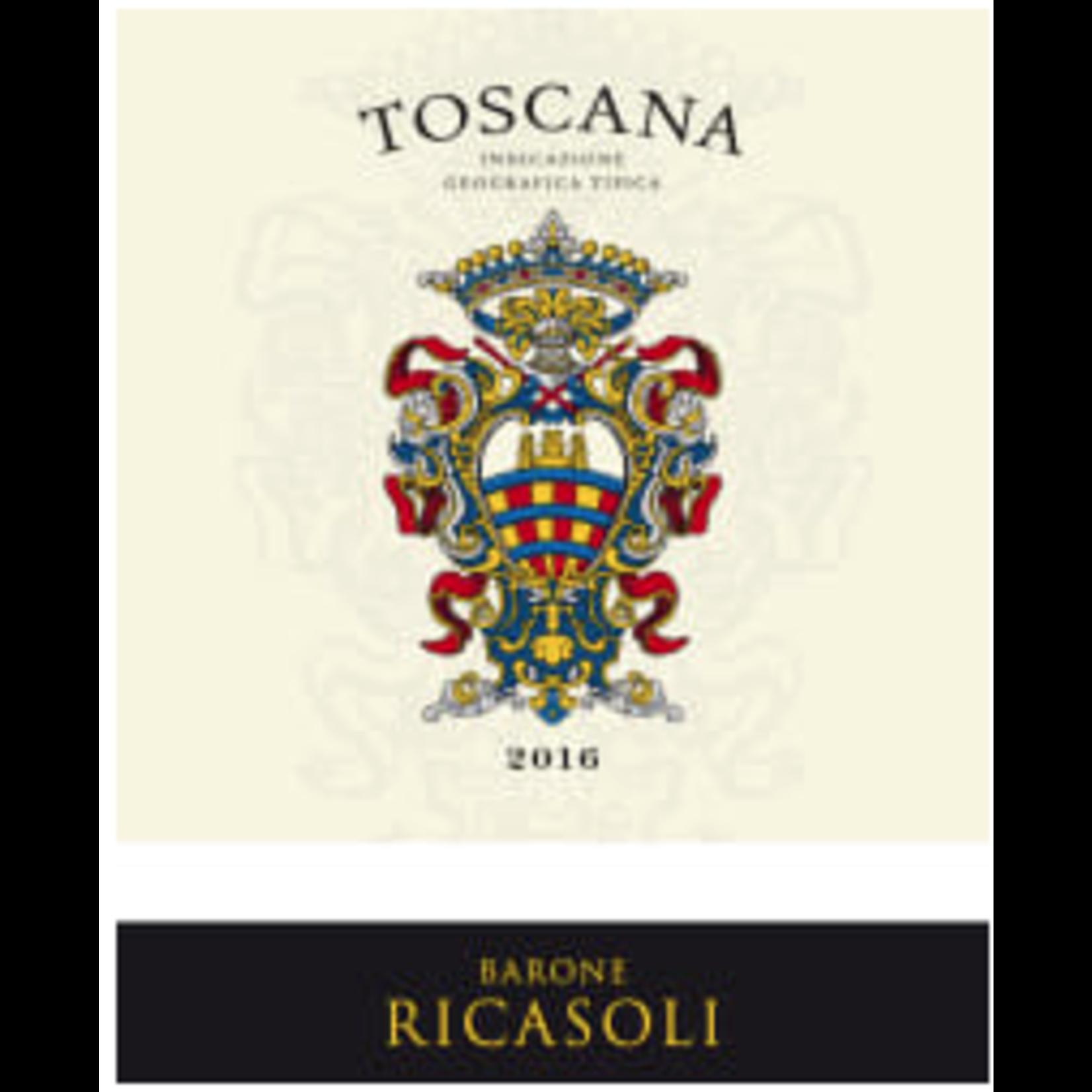 Barone Ricasoli Toscana Rosso 2016