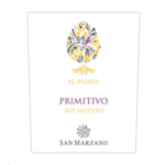 Cantine San Marzano, Il Pumo Salento Primitivo 2019
