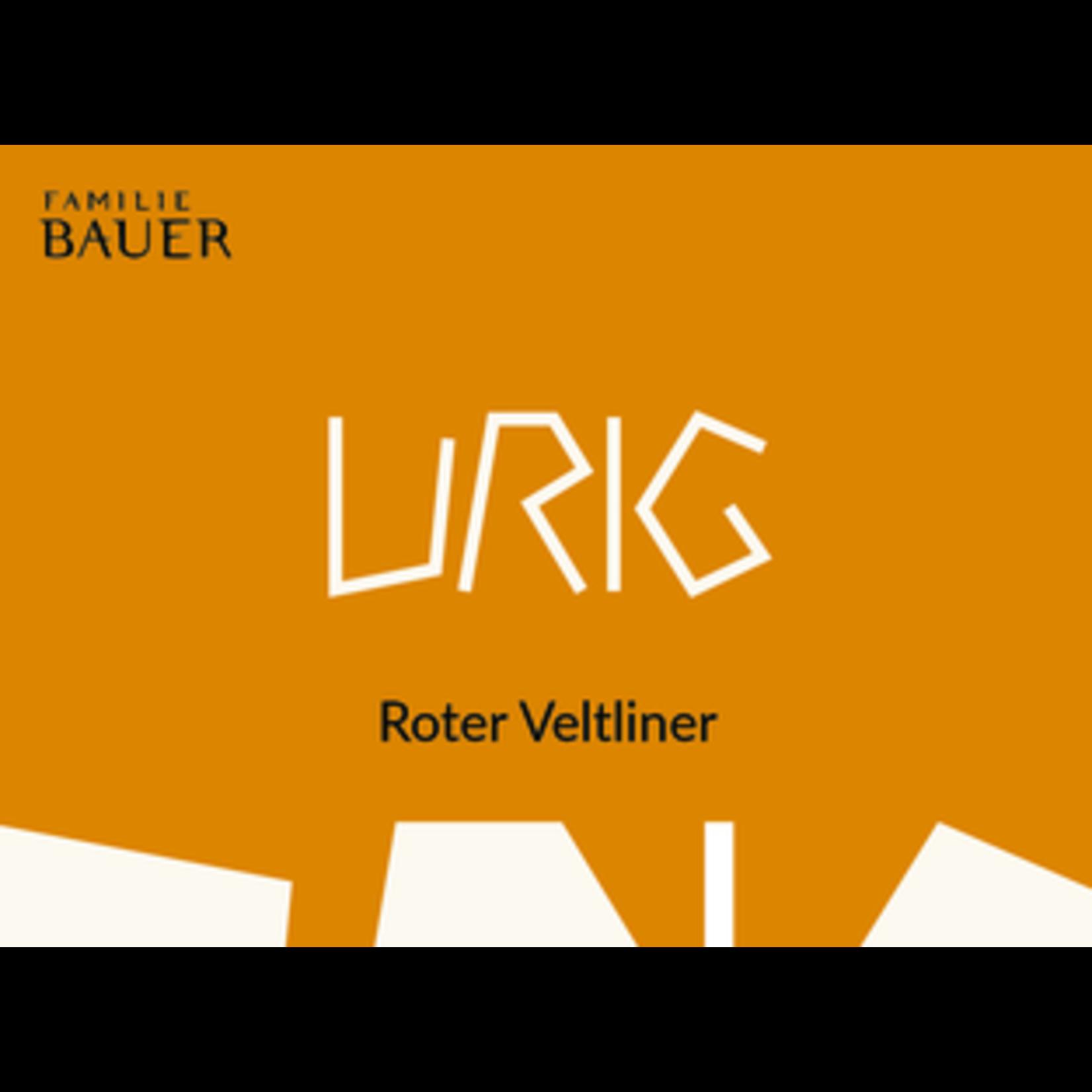 Wine Familie Bauer, Osterreich Roter Veltliner Urig