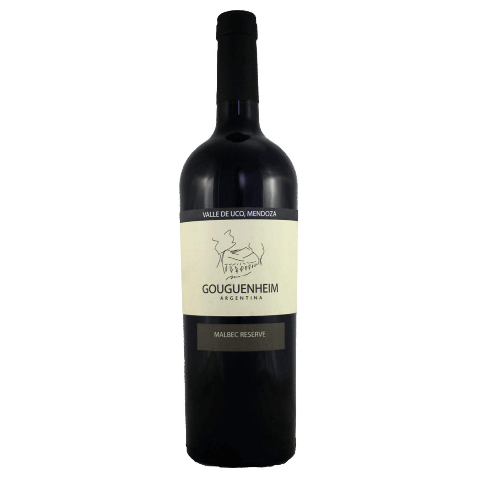 Wine Gougenheim Mendoza Malbec Reserve 2018