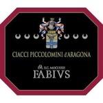 Wine Ciacci Piccolomini d'Aragona, Sant'Antimo Syrah Fabivs (2016)