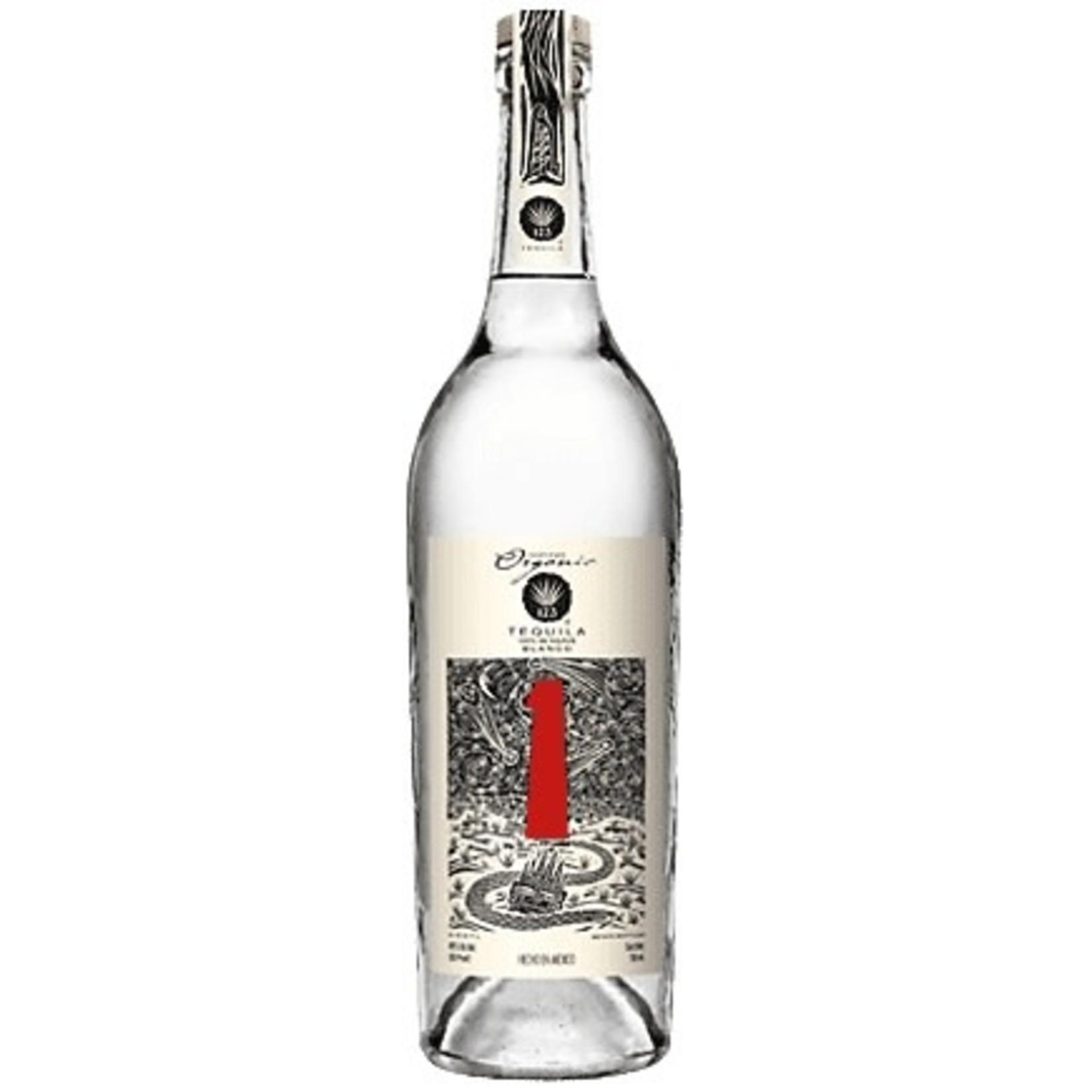 Spirits 123 #1 Blanco Tequila