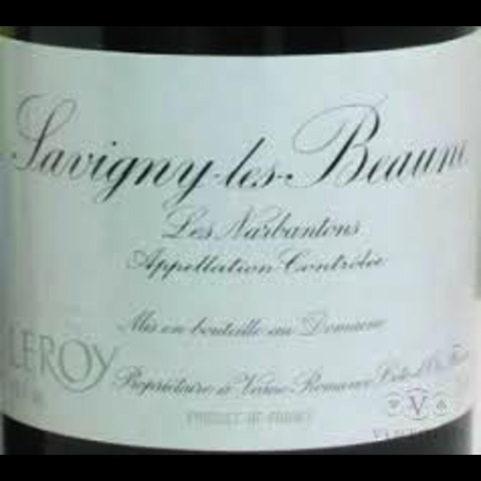 Domaine Leroy Savigny Les Beaune Les Narbanton Premier Cru 1978