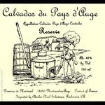 Domaine de Montreuil Reserve Calvados Pays d'Auge