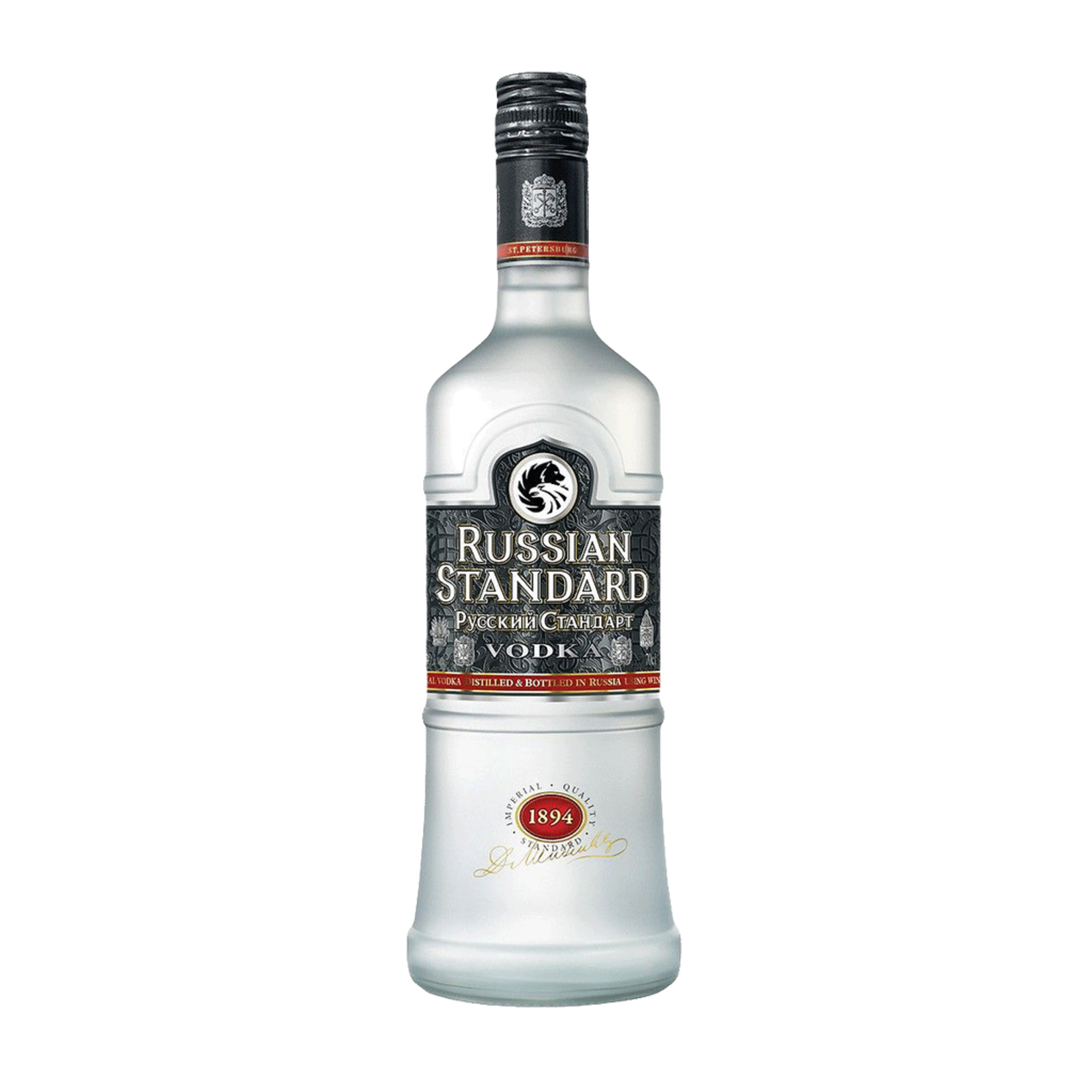 Spirits Russian Standard Original Vodka 375ml