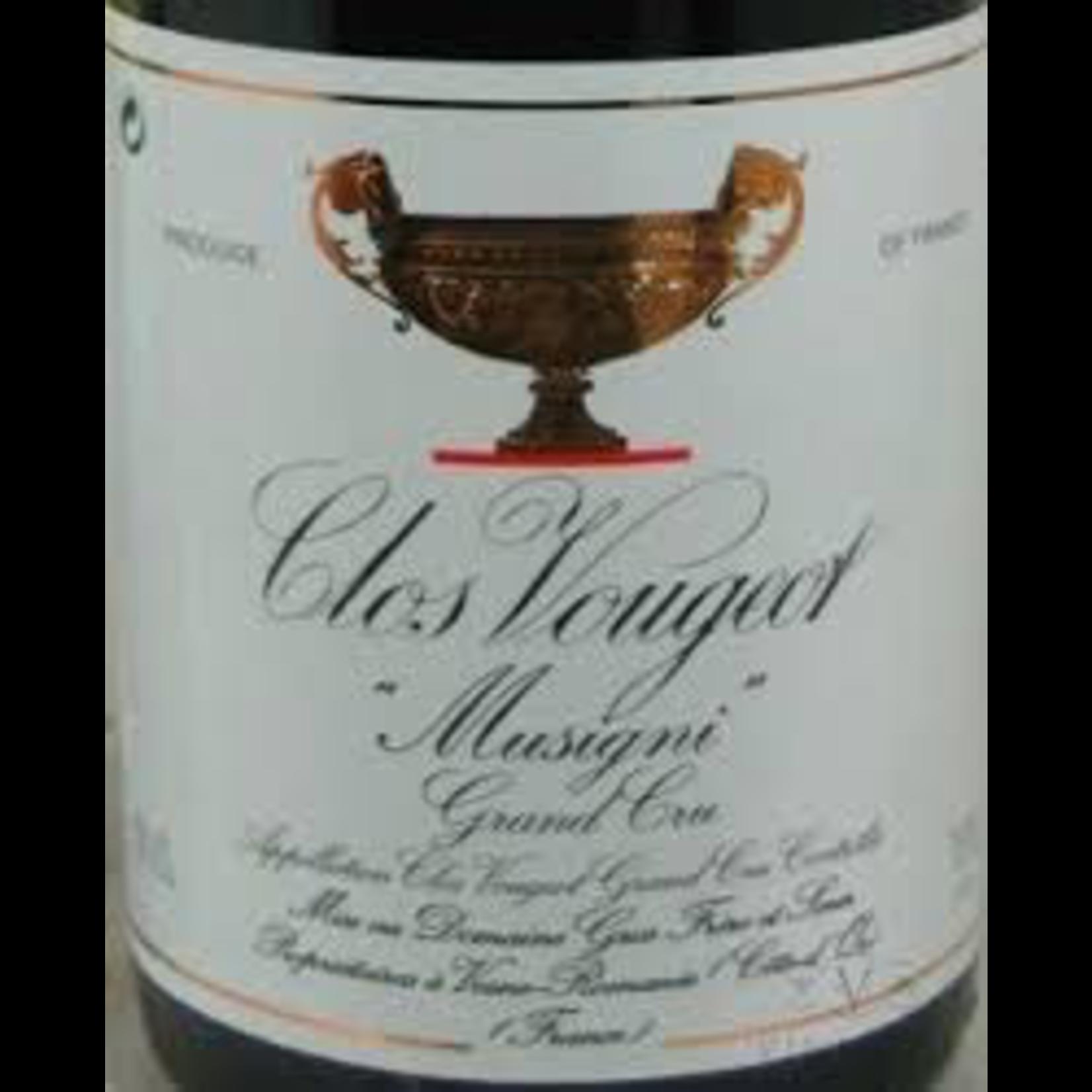 Wine Gros Frere et Soeur Clos de Vougeot Musigni Grand Cru 2009 6L owc