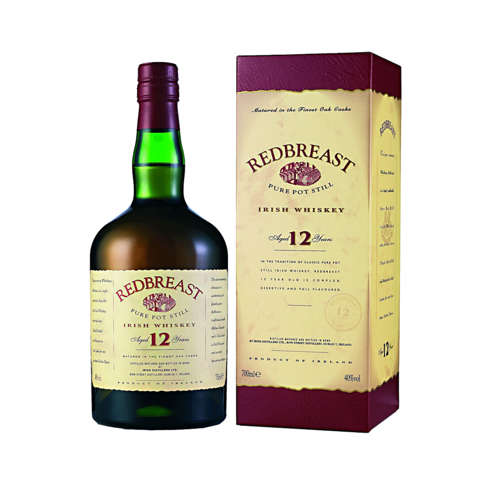 Redbreast 12 Year Irish Whiskey