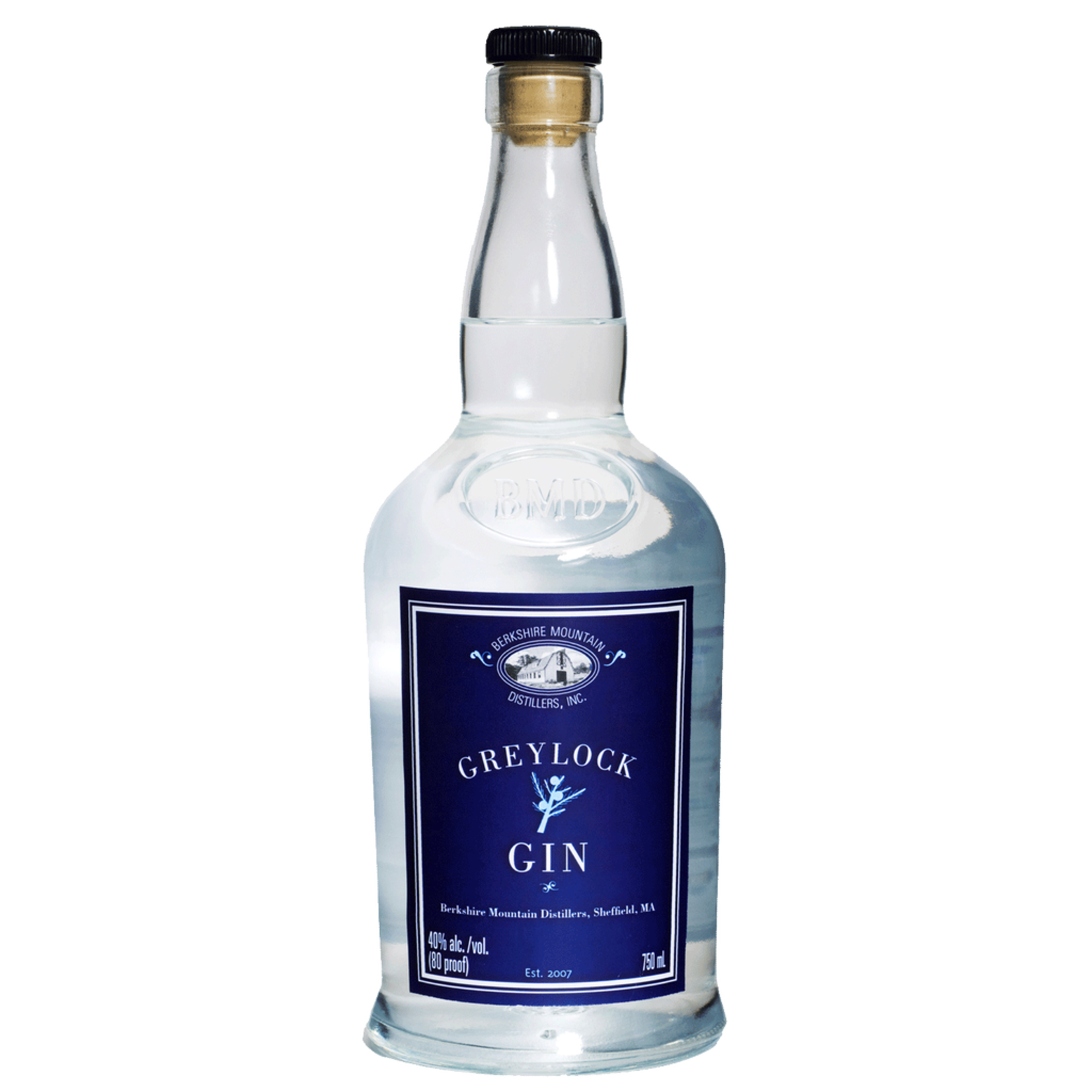 Spirits Berkshire Mountain 'Greylock' Gin