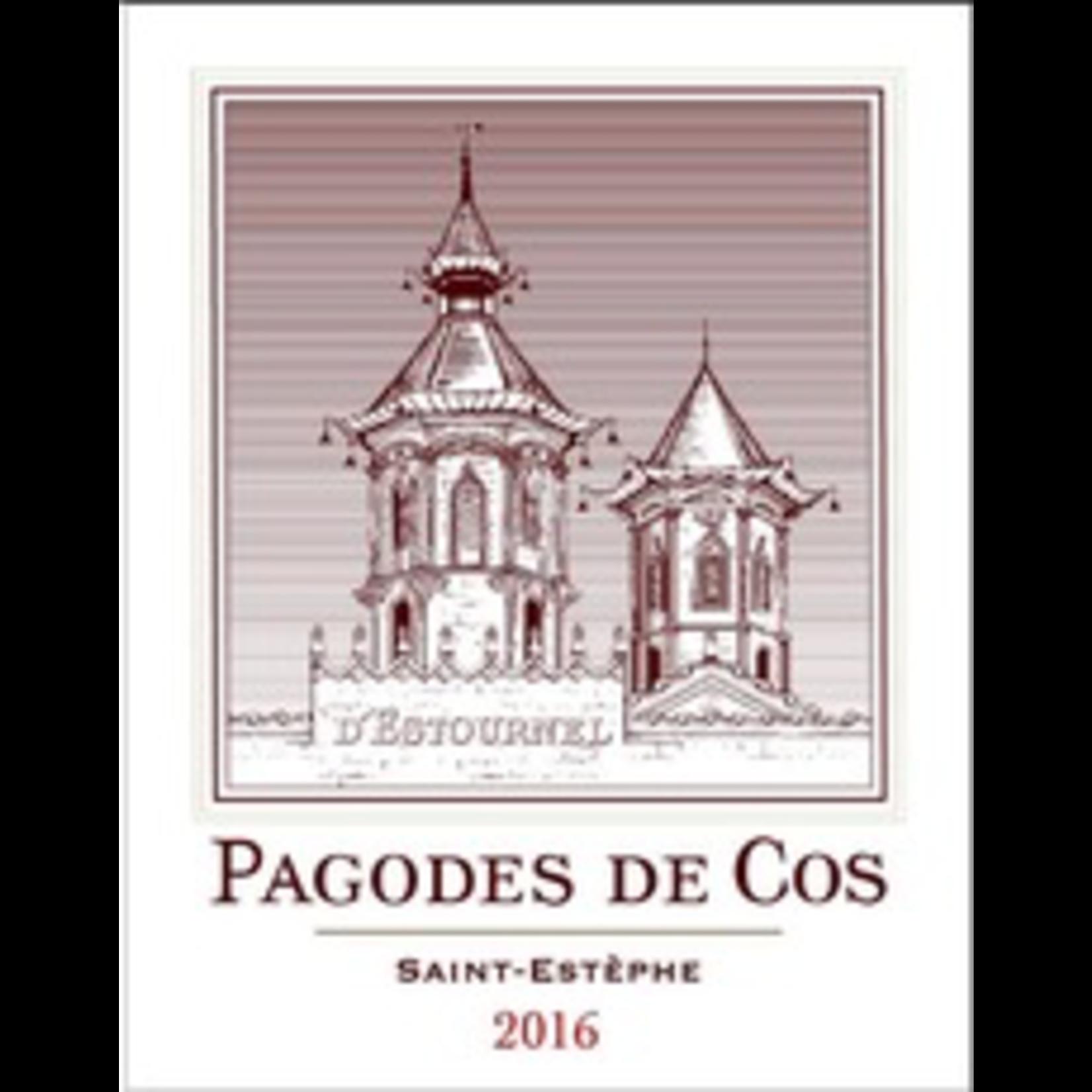 Wine Les Pagodes de Cos 2018