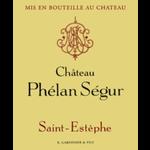 Wine Chateau Phelan Segur 2018 375ml