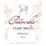Wine Pastourelle de Clerc Milon Pauillac 2012